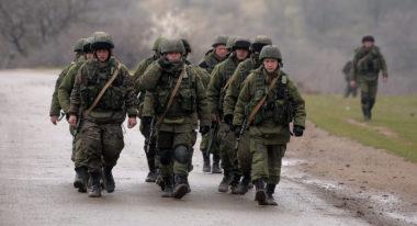 Le terribili esercitazioni militari di Putin