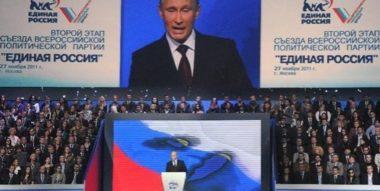 Putin rimane Nazionalista e taglia tutti i rapporti con i partiti di estrema destra razzisti.