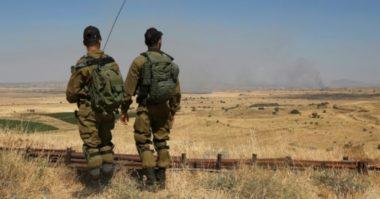 Israele ha chiesto una zona cuscinetto di 60 km alla frontiera con la Siria. NO della Russia