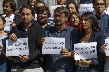 """Spagna : capito ora a cosa servivano """"terrorismo"""" e paura permanente? Leggi qui …"""