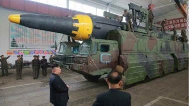 Censura ; Quel che i media non dicono sulle prove missilistiche della Corea del Nord