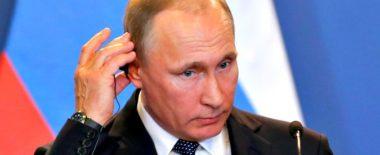 """Putin: """"La situazione è sull'orlo di un conflitto di vasta scala"""" –"""