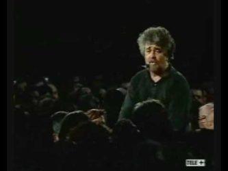 Beppe Grillo ; I vaccini (per non dimenticare)