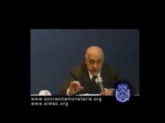 GIACINTO AURITI : Sovranità Monetaria e IL VALORE INDOTTO DELLA MONETA