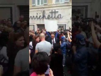 Generale Pappalardo consegna diffida a Mattarella scioglimento camere: ultimatum di 30 giorni