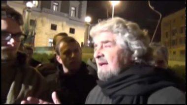 Grillo parla con Casapuond (video 2013) VIDEO INTEGRALE VIMINALE –
