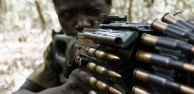 Aiutiamo l'Africa con la vendita di armi .