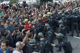 Read more about the article Referendum Catalogna : dopo la vittoria del sì , mega sciopero generale