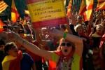 Il Parlamento della Catalogna ha dichiarato l'indipendenza