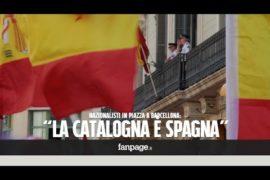Barcellona: cittadini ringraziano la Polizia Nazionale per gli scontri di domenica scorsa