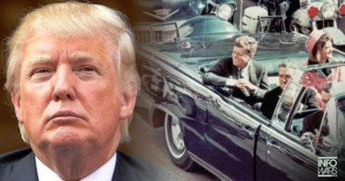 """""""Divulgherò i file segreti sulla morte di Kennedy""""… Trump si spinge oltre"""