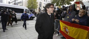 Puigdemont ricercato e i ministri in carcere. Prove di democrazia europea