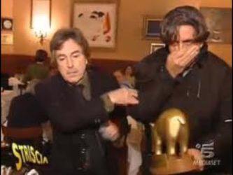Due pesi e due misure : spada vs Fabrizio Del Noce