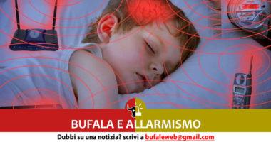 Tranquilli ; il wifi non fa male al nostro organismo ! Lo dice un sito di bufale …