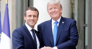 """Macron e il colonialismo; """"Usa, Francia e alleati devono restare per costruire una 'nuova Siria'"""""""