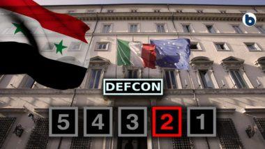 Nuovo governo: attenzione, la Siria è il movente perfetto! »