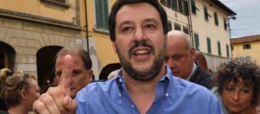 Salvini: contro bombe in Siria e liti Di Battista-Berlusconi