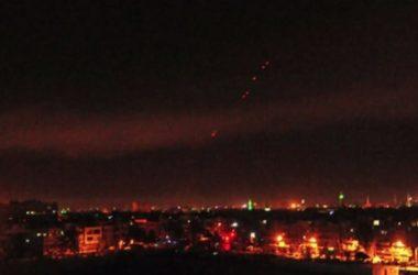 ATTENZIONE : Raid di Usa-Francia e Gb sulla Siria fallito