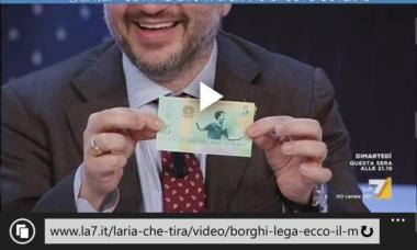 (Lega): 'Ecco il minibond, per titoli di Stato di piccolo taglio. Al Governo con chi ha il coraggio di rompere le regole'