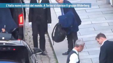 A Torino si riunisce il gruppo Bilderberg