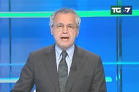 """""""Un mese esatto dopo"""". Bibbiano? Mentana sgancia la bomba: ridicolizza Di Maio in diretta"""