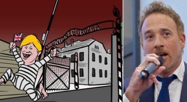 Ue come Auschwitz : «Contro di me fango ipocrita»