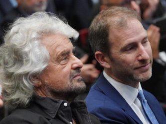 """Grillo : """"se cade il governo, siamo morti"""""""