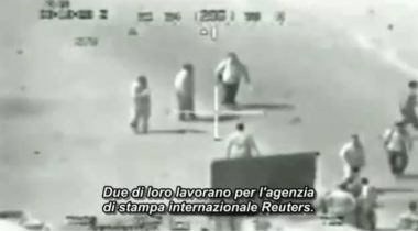 Video soldati americani uccidono innocenti.