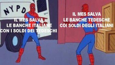 I sovranisti tedeschi non vogliono il MES per salvare gli italiani