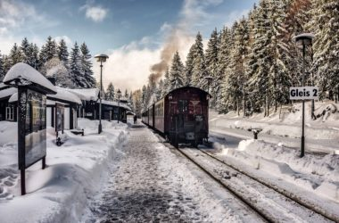 Read more about the article Un treno di pace