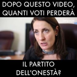 Paragone rincara la dose :video