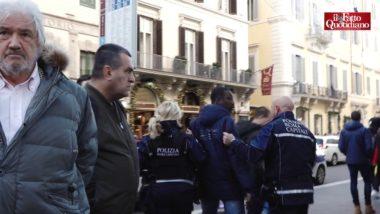 """Giornalista minacciato da un Agente della municipale : """"Senza divisa le spaccherei in testa la telecamera"""""""
