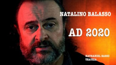 Natalino Balasso: Discorso di Capodanno 2020