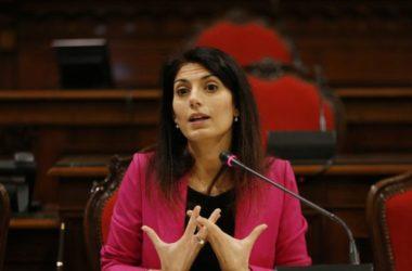 Virginia Raggi : I Romani vanno educati alle buone maniere