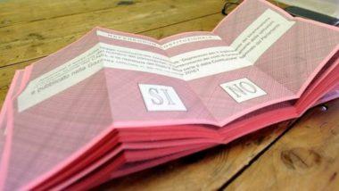 il 29 marzo si vota per cambiare la costituzione italiana ma nessuno ne parla : sei favorevole?
