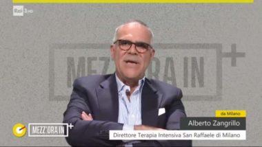 """Direttore terapia intensiva Milano : """" il virus non esiste più"""""""