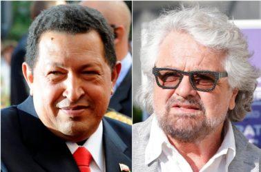 M5s, chavez, Favia, sondaggio : orgogliosi o indignati?