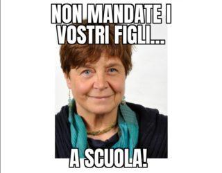 """Read more about the article Silvana De mari (Video) : """" Non mandate i vostri figli a scuola"""""""
