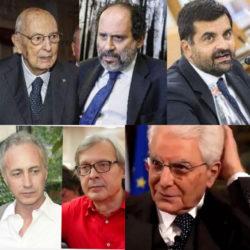 """Scandalo Magistrati: Terremoto istituzionale """"palamaropoli"""""""