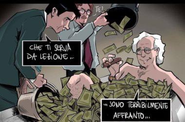 Una dura lezione per i Benetton