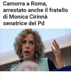 Camorra, maxi-operazione contro il clan Senese: arrestato Claudio Cirinnà e figlio
