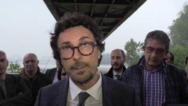 """Porti chiusi e processo a Salvini, Toninelli confessa  (M5S): """"L'ultima parola è di Salvini, Conte e mia. Decidiamo assieme"""""""