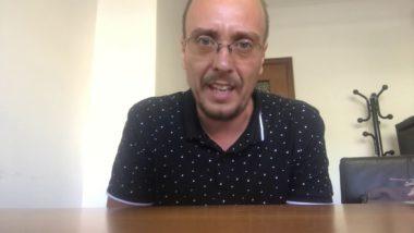 Marco Mori denunciato: Tapparmi la bocca non è e non sarà mai possibile…
