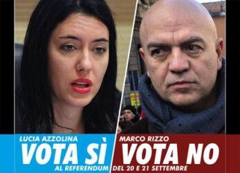"""Read more about the article Referendum, il comunista Rizzo: """"Affonda i 5 Stelle, vota no"""""""