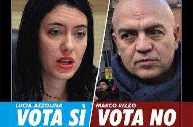 """Referendum, il comunista Rizzo: """"Affonda i 5 Stelle, vota no"""""""
