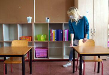 Bimbo positivo al covid-19 : in quarantena i compagni di asilo