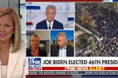Fox News non riconosce la vittoria di Biden, il fuori onda della giornalista (VIDEO)