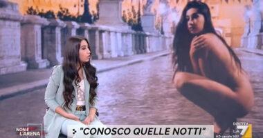 """""""feste con politici e preti, ragazze stese con la cocaina sul pube"""". La modella fa tremare Milano e Roma"""
