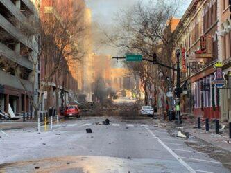 """Usa. Attacco terroristico a Nashville: la polizia """"atto intenzionale"""""""