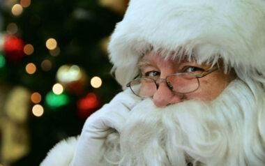 """La serietà dell'Oms in una fake news : """"Babbo Natale è immune al coronavirus"""""""